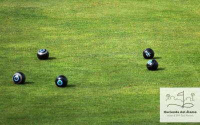 Bowls en Hacienda del Álamo Golf Resort