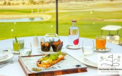 Oferta gastronómica de Hacienda del Álamo Golf Resort